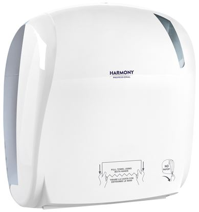 Obrázek Zásobník na ručníky v rolích Harmony Professional AutoCut - 330 x 221 x 371 mm
