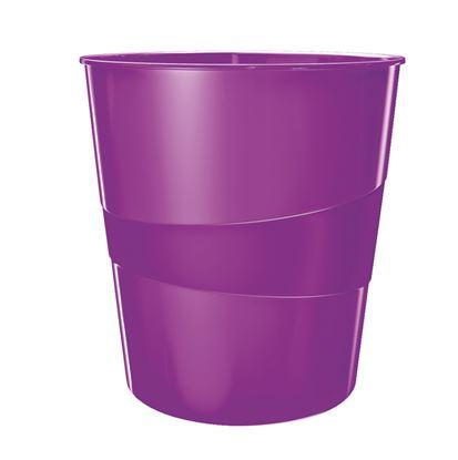 Obrázek Koš odpadkový WOW - fialová