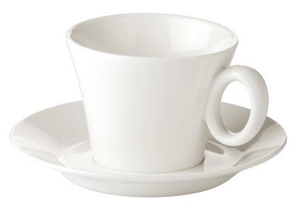 Obrázek Porcelánové šálky s podšálkem Allegro -  na cappuccino