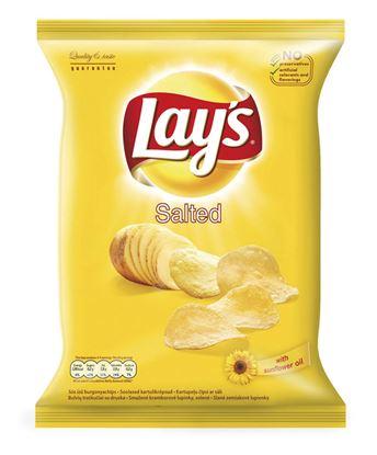 Obrázek Chipsy - solené / 60 g