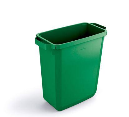 Obrázek Odpadkové koše Durabin 60 l - koš / zelená