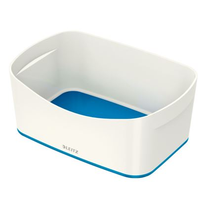 Obrázek Organizační box MyBox - bílo - modrá