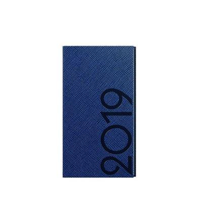 Obrázek Diáře TORA - týdenní kapesní / modrá