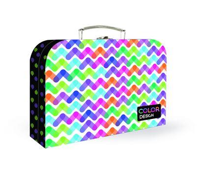 Obrázek Školní kufřík - vlny