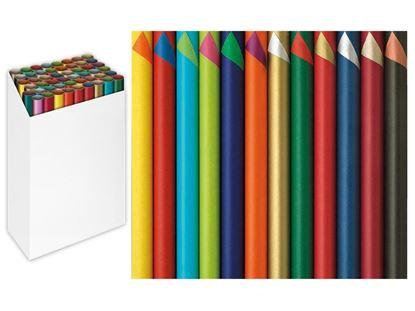 Obrázek Balicí papír v roli - 70 x 200 cm / dvoubarevný