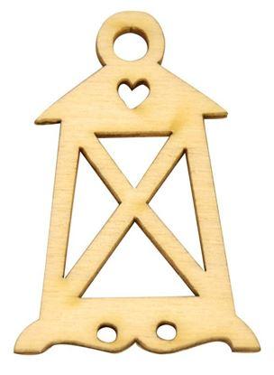 Obrázek Dřevěné výřezy - 5 cm / lucerna