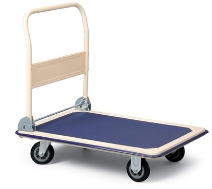 Obrázek Plošinový vozík -  73 x 48 mm / nosnost 150 kg