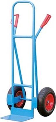 Obrázek Rudl modrý -  dušová kola / nosnost 300 kg