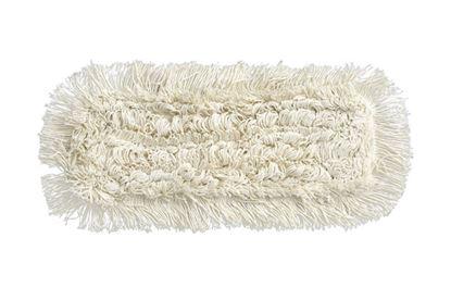 Obrázek Návlek mopu FLIPPER 40 cm - bavlněný mop / 5ks