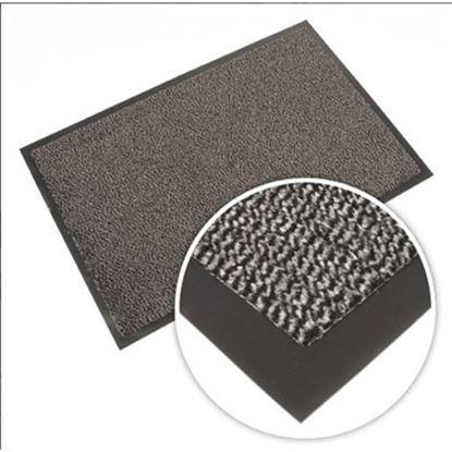 Obrázek Ekonomická polypropylenová rohož -  60 x 90 cm / šedá
