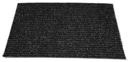 Obrázek Ekonomická polypropylenová rohož Matador - 40 x 60 cm / černo-šedá