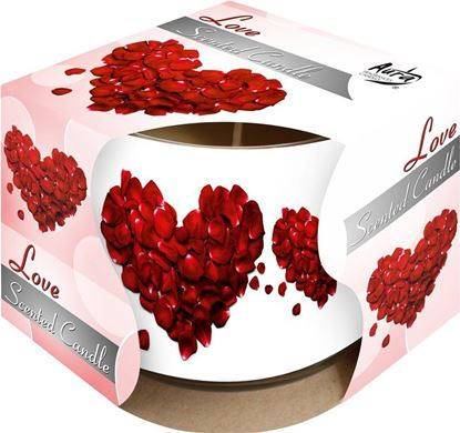 Obrázek AURA Fragrances candles love