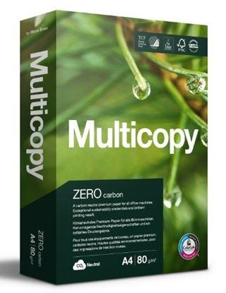 Obrázek Xerografický papír Multicopy ZERO - A4 80g / 500 listů