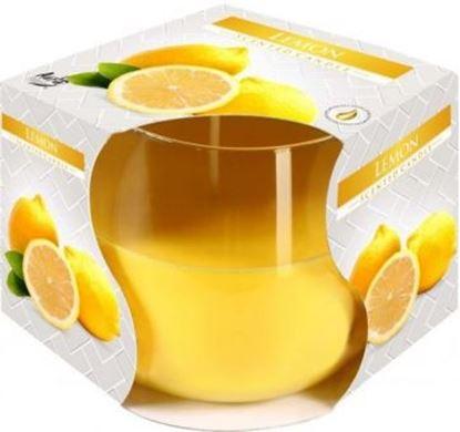 Obrázek Svíčka vonná - citron