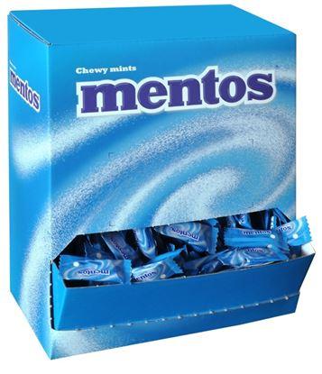 Obrázek Bonbony Mentos meeting - mints / 200 ks