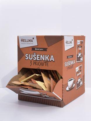 Obrázek Sušenky ke kávě - 150ks / mix druhů