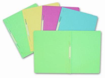 Obrázek Rychlovazač A4 papírový ROC EKONOMY  -  zelená