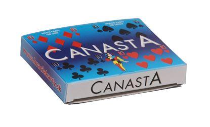 Obrázek Hrací karty - Canasta