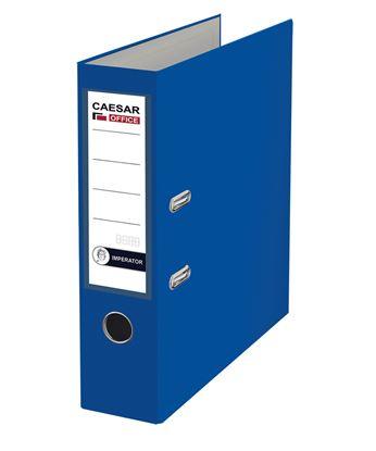 Obrázek Pořadač A4 pákový Imperator - hřbet 7,5 cm / modrý / C4022