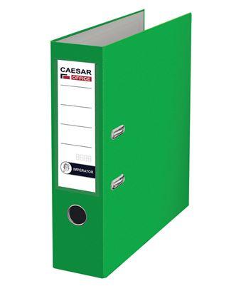 Obrázek Pořadač A4 pákový Imperator - hřbet 7,5 cm / světle zelený / C2578