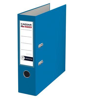 Obrázek Pořadač A4 pákový Imperator - hřbet 7,5 cm / světle modrý