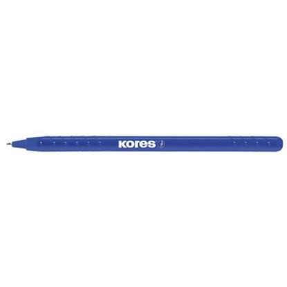Obrázek Kuličkové pero Kores K0-Pen - modrá
