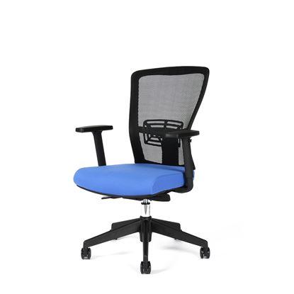 Obrázek Kancelářská židle Themis s podhlavníkem