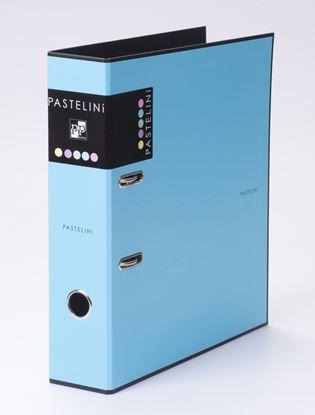 Obrázek KPP pořadač A4 pákový PASTELINI 7 cm modrá