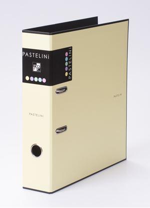 Obrázek KPP pořadač A4 pákový PASTELINI 7 cm žlutá