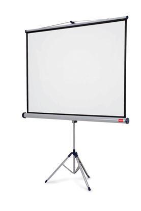 Obrázek Plátno projekční 4:3 s podstavcem - 150 x 113,8 cm