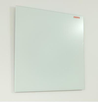 Obrázek Tabule magnetická skleněná Memoboards - 45 x 45 cm / bílá