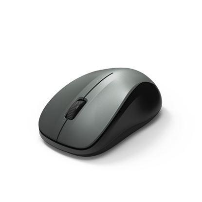 Obrázek Hama bezdrátová optická myš MW 300, tichá, antracitová