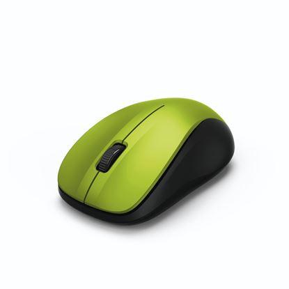 Obrázek Hama bezdrátová optická myš MW 300, tichá, citronová žlutá