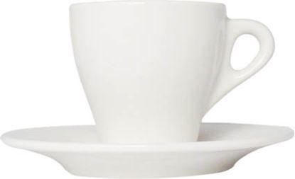 Obrázek Porcelánový podšálek - espresso podšálek / prům.14,5 cm