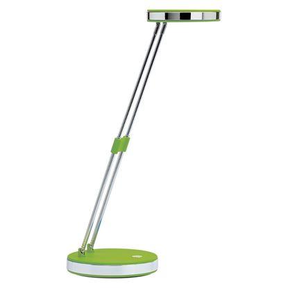 Obrázek Lampa LED MAUL PUCK - světle zelená