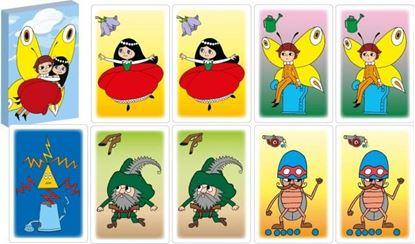Obrázek Černý Petr karty Maková panenka