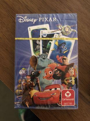 Obrázek Černý Petr karty Disney Pixar