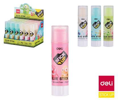 Obrázek Lepidlo gelové DELI BUMPEES - 8 g / mix barev