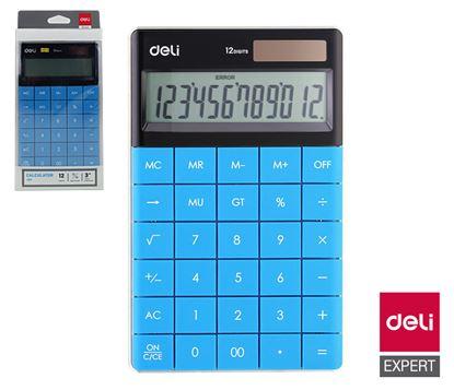 Obrázek Kalkulačka DELI - modrá