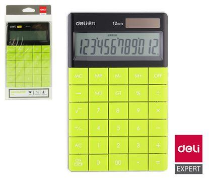 Obrázek Kalkulačka DELI - zelená