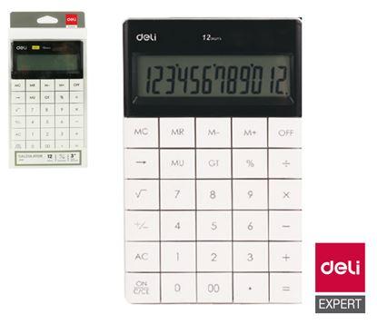 Obrázek Kalkulačka DELI - bílá