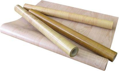 Obrázek Úklidový papír v roli 50 cm x 10 m dekor dřevo