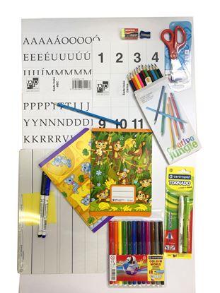 Obrázek Školní balíček POPELKA - 12ks