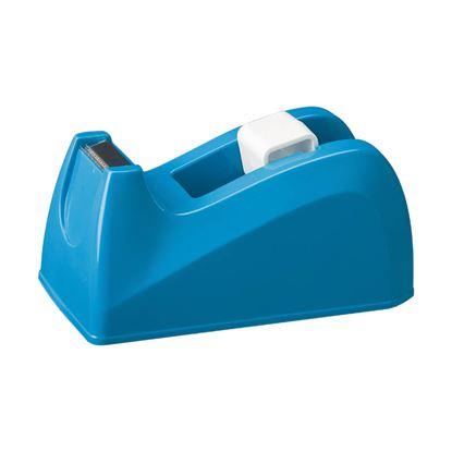 Obrázek Stolní odvíječ lepicí pásky DELI - modrá