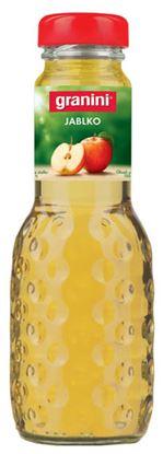 Obrázek Džus 0,2 l SKLO - jablko / 100 %