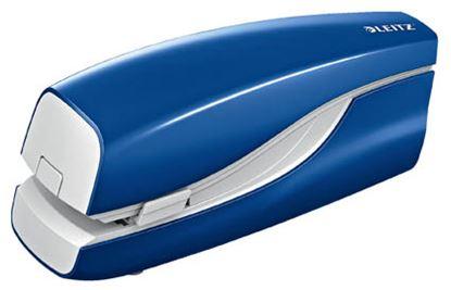 Obrázek Kancelářský sešívač elektrický Leitz - 5533 / modrá