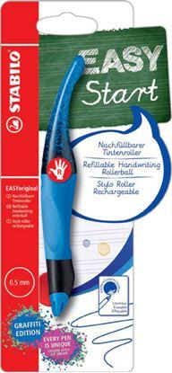 Obrázek Inkoustový roller STABILO® EASYoriginal Graffiti - pro praváky / zelená