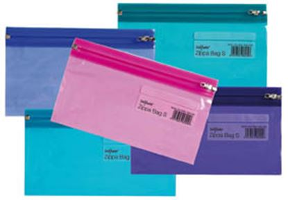 Obrázek Spisové desky na zip Electra - DL / barevný mix