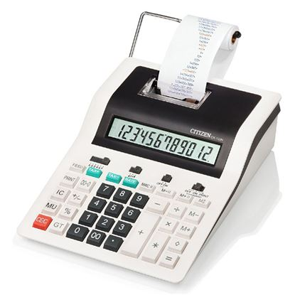 Obrázek Citizen CX-123N stolní kalkulačka displej 12 míst