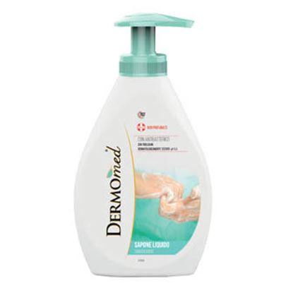 Obrázek Dermomed tekuté mýdlo antibakteriální 300 ml